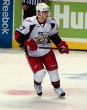 Tomas Tatar skates through the neutral zone in a Grand Rapids Griffins game against the Texas Stars.
