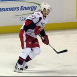 Tomas Tatar finds open space during a Grand Rapids Griffins game.