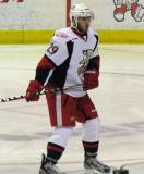 Landon Ferraro skates during a Grand Rapids Griffins game.