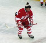 Darren McCarty skates during the second Alumni Showdown game.