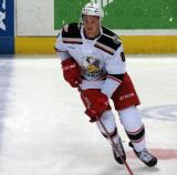 Anthony Mantha skates during pre-game warmups before a Grand Rapids Griffins game.