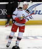 Anthony Mantha skates during a stop in play in a Grand Rapids Griffins game.