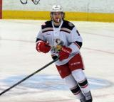 Mark Zengerle skates during a Grand Rapids Griffins game.