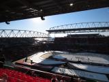 BMO Field prior to the start of the Centennial Classic.