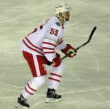 Niklas Kronwall skates during the Centennial Classic.