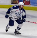 Matt Taormina of the Syracuse Crunch skates during pre-game warmups before Game Six of the Calder Cup Finals against the Grand Rapids Griffins.